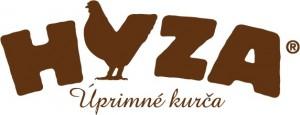 HYZA a.s. logo 2015