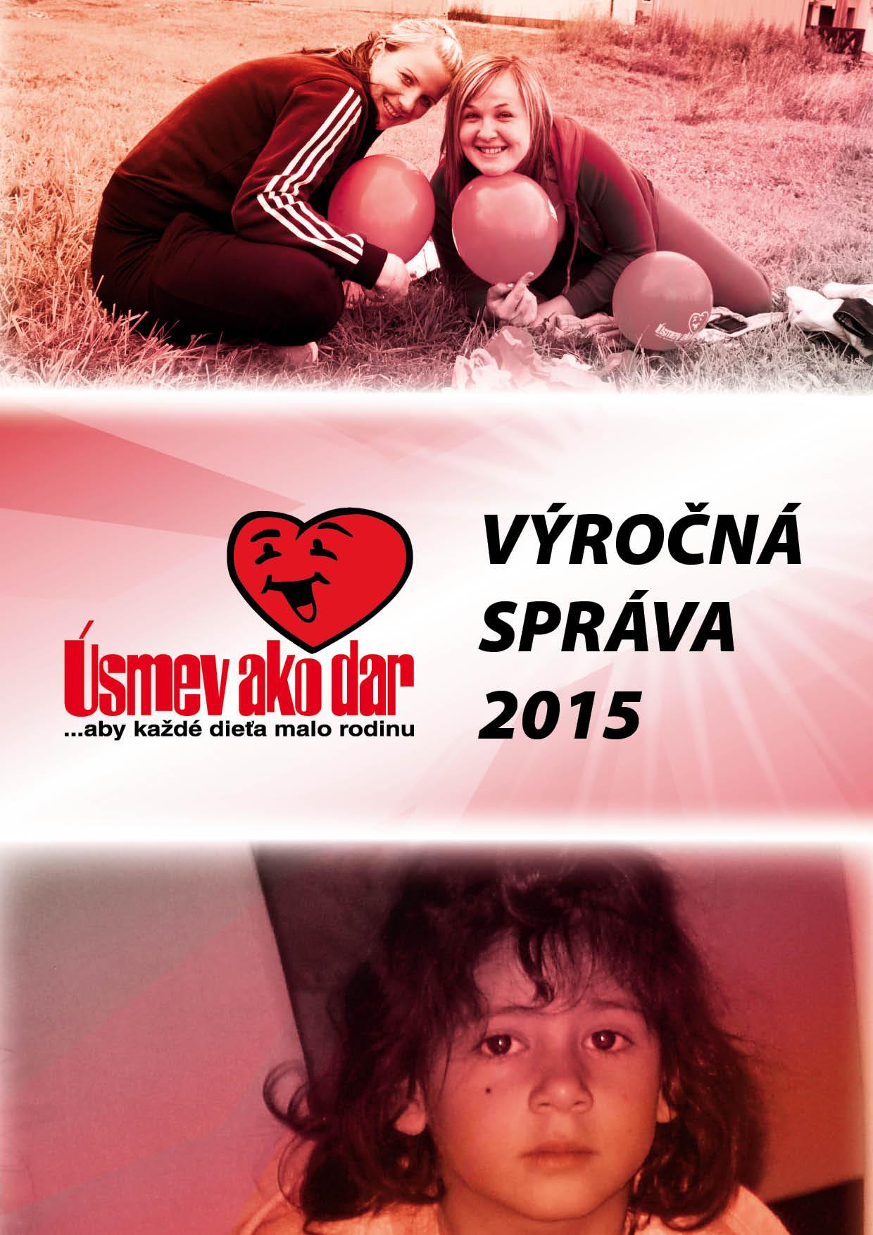UAD Vyrocna sprava 2015 prva
