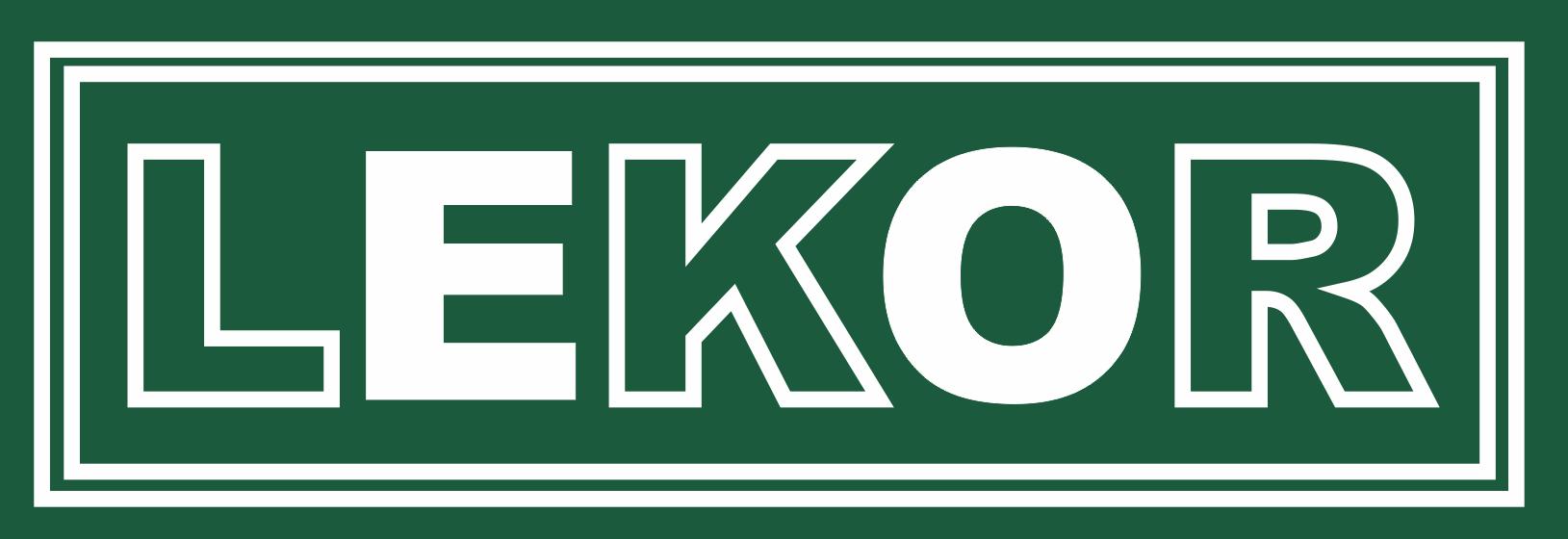 LEKOR logo 2016