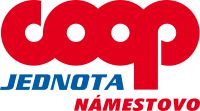 COOP Jednota NAMESTOVO logo