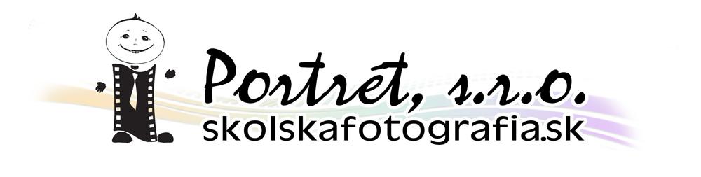Portret logo web