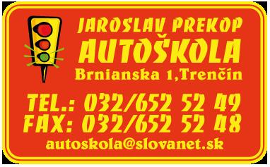 Autoskola Prekop