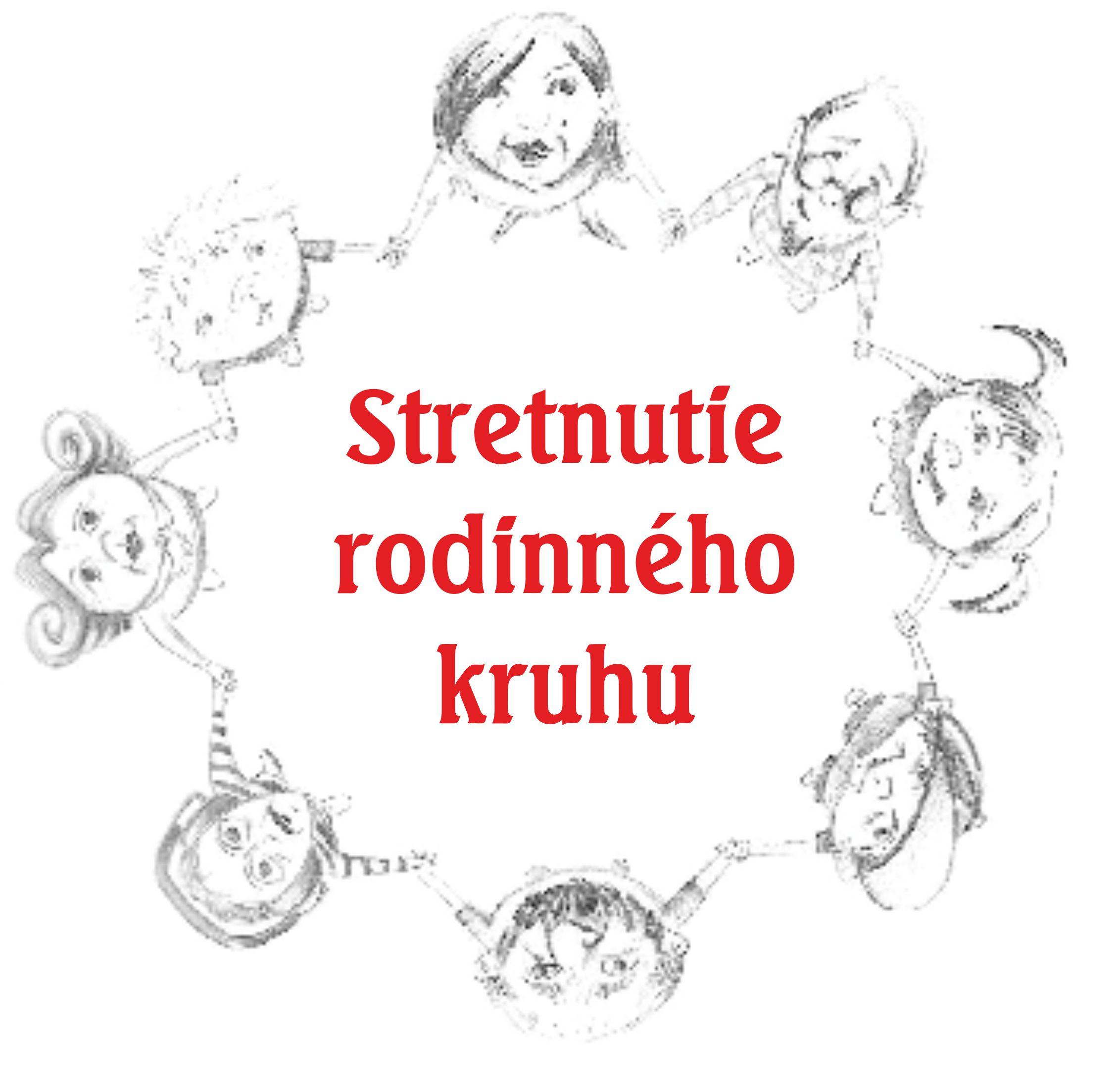 Hľadáme spolupracovníkov – koordinátorov  Stretnutí rodinného kruhu (SRK)
