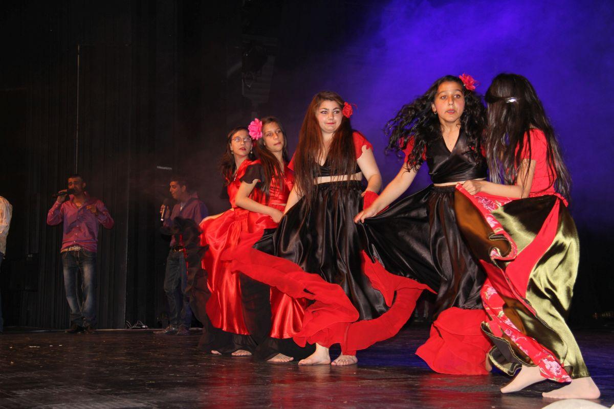 Indiánsky Najmilší koncert roka vo Zvolene