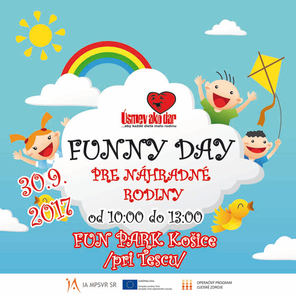 Plagat Funny Day UAD