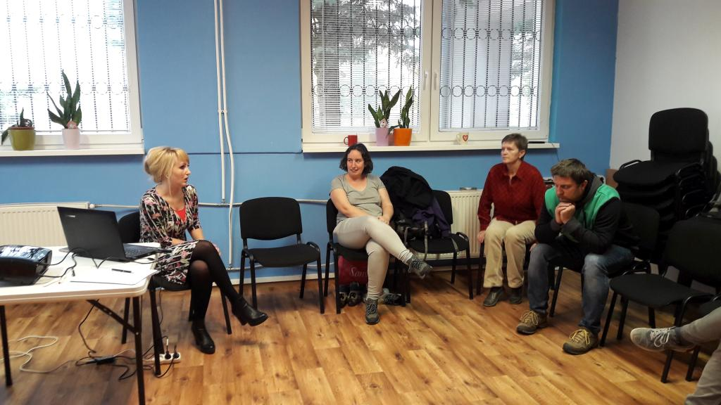 Svojpomocná skupina pre náhradných rodičov v Košiciach