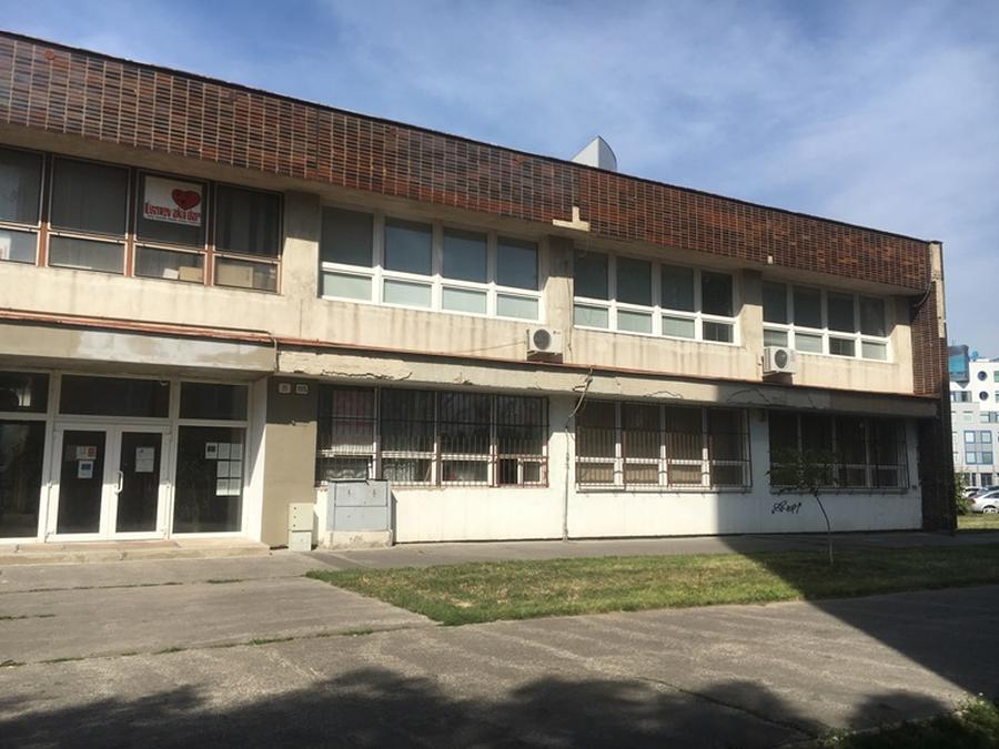 Útulok pre rodiny v núdzi v Bratislave