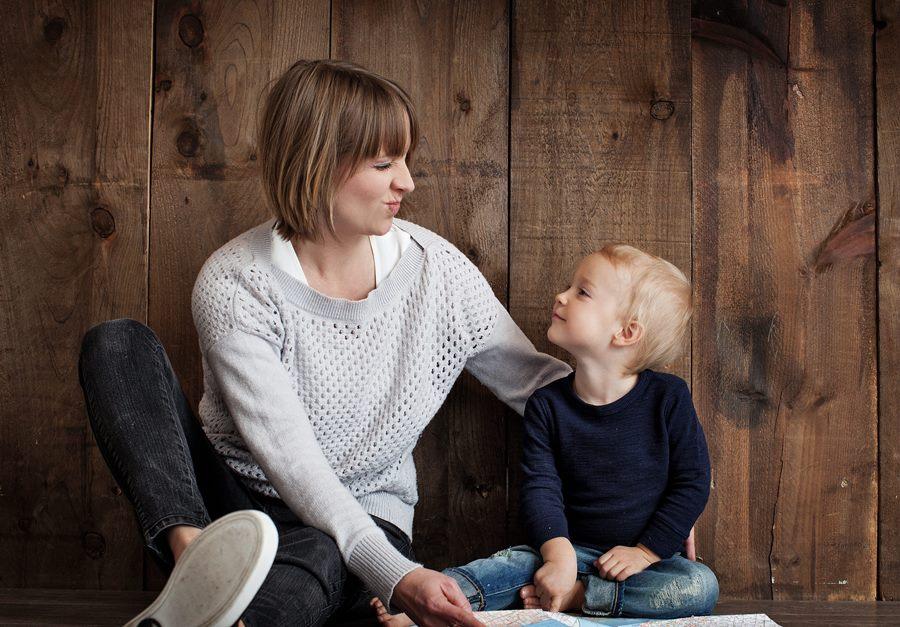 Rozhovor v rodine
