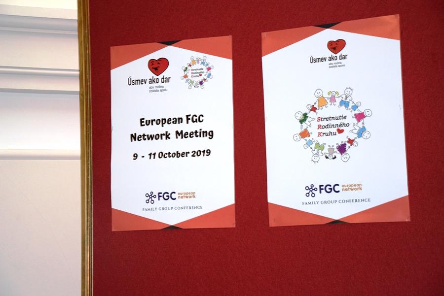 Medzinárodná odborná konferencia Prínos konferenčného modelu práce s rodinou