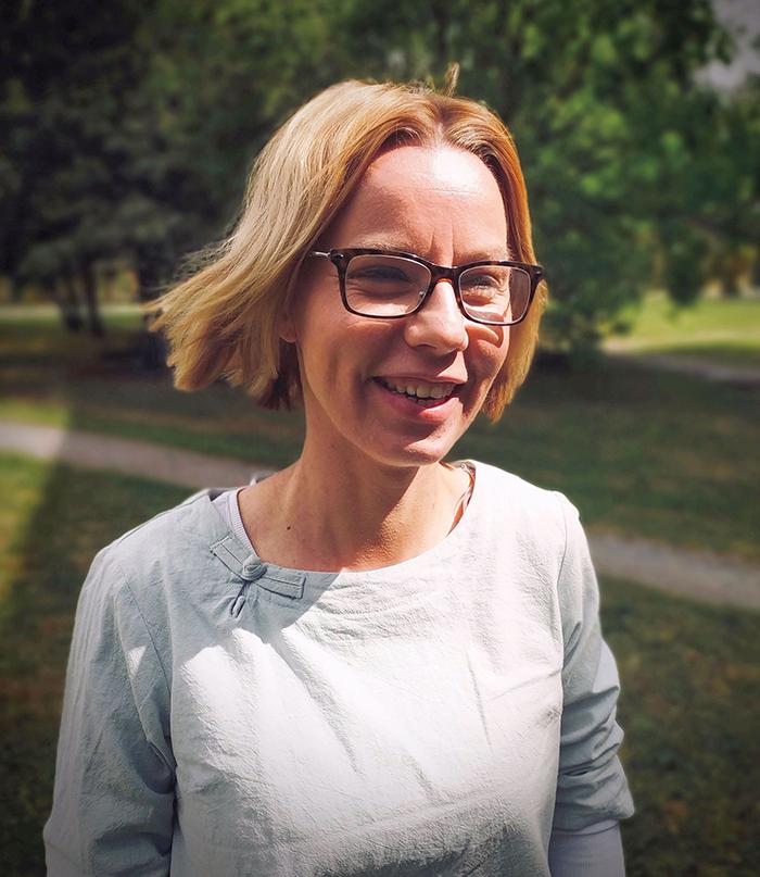 Silvia Yoder