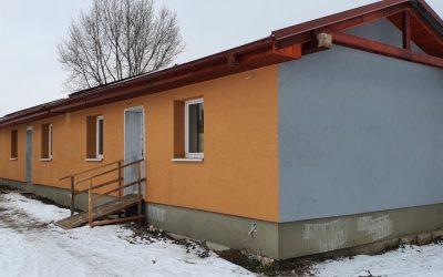 Štyri rodiny nájdu v Bernátovciach dôstojný domov