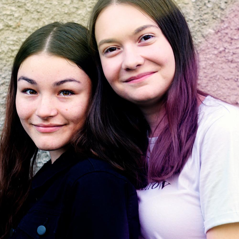 Melissa a Laďka