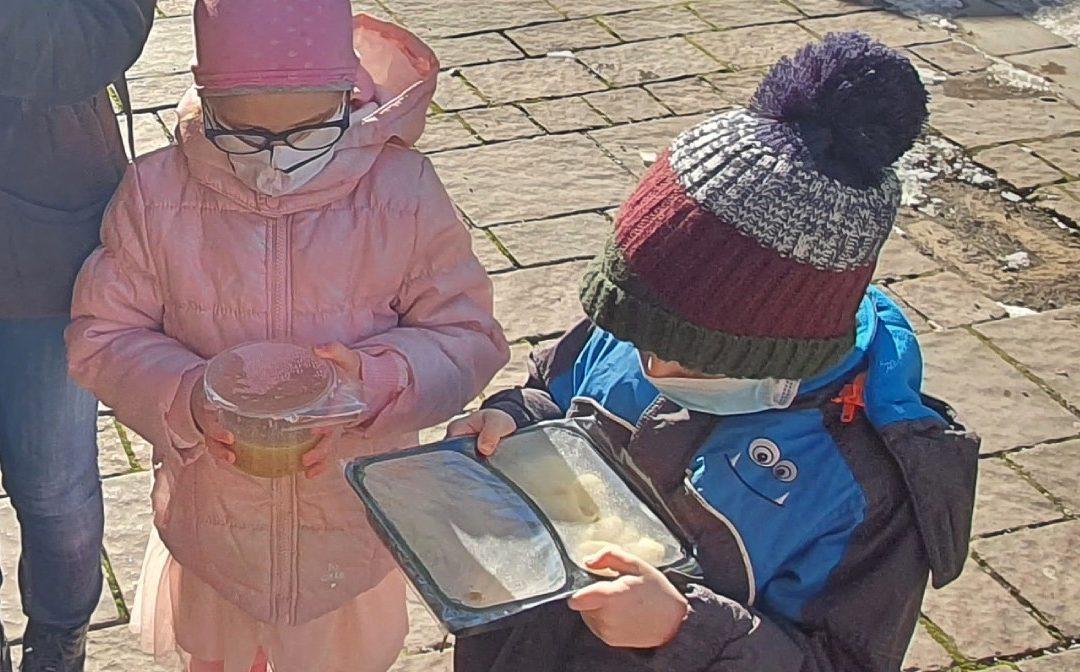 Vďaka aktivite Daruj obed majú deti v ohrozených rodinám aspoň jedno teplé jedlo denne