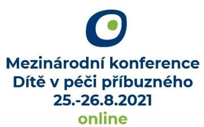 Pozvánka: Online medzinárodná konferencia: Dieťa v starostlivosti príbuzného